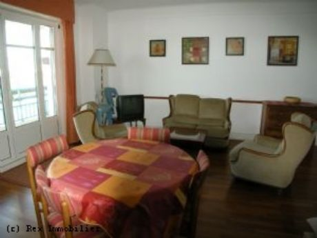 Holiday rental flat in St Jean de Luz